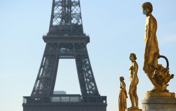 Франция сожгла 1,7 млрд масок накануне пандемии