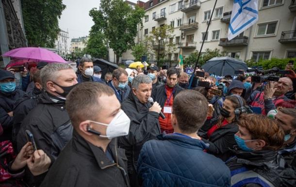 Аваков: Поліція підключилася до проблеми недобудов Аркади