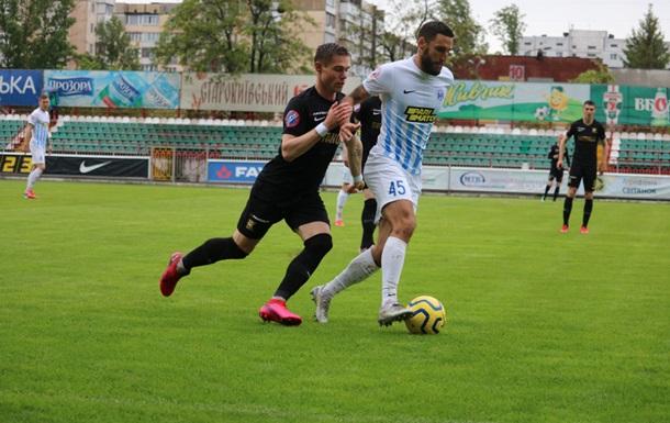 Впервые в истории чемпионата Украины одна команда совершила пять замен