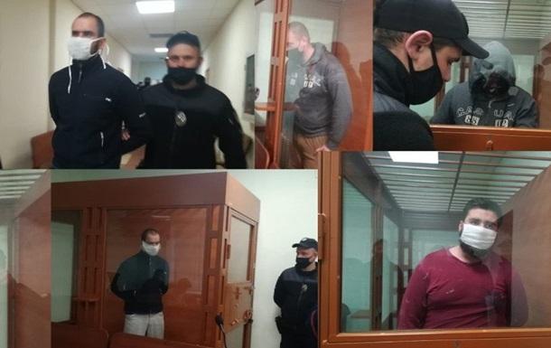 Конфлікт в Броварах: заарештовані шість фігурантів