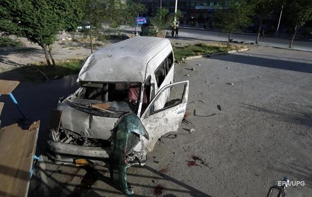 У Кабулі журналісти підірвалися на міні, є жертви