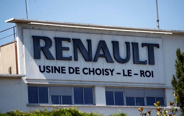 Renault сокращает рабочие места