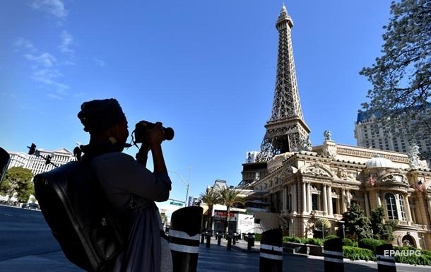 Казино Лас-Вегаса відновлюють роботу