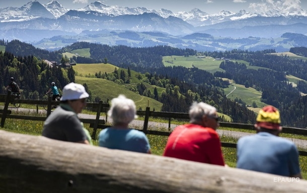 В Альпах погибли горнолыжники