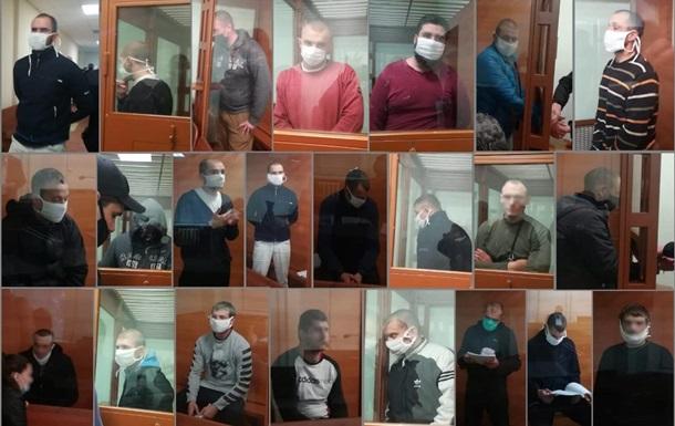 Перестрілка в Броварах: суд заарештував вже 20 фігурантів