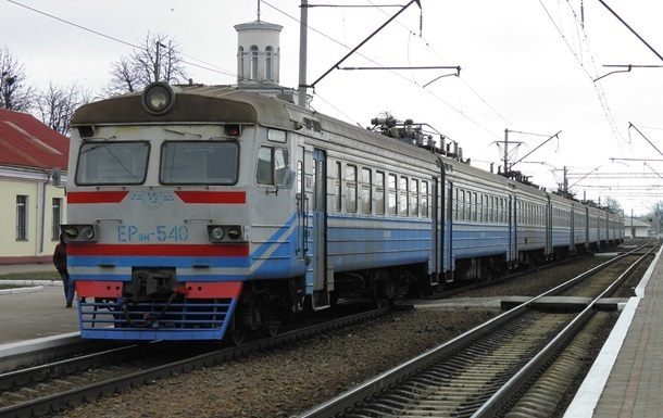In Ukraine, electric trains resumed work in 10 regions