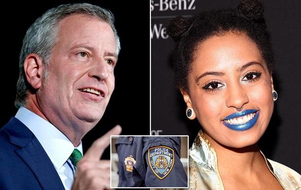 Дочку мера Нью-Йорка заарештували за участь у протестах