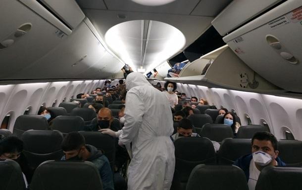Із Сирії і Лівану евакуювали майже 70 українців