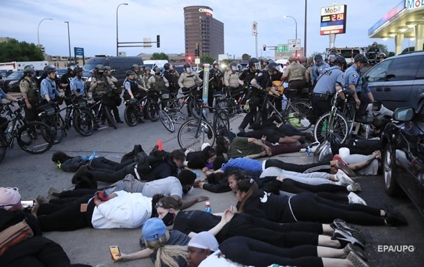 Заворушення в США: число заарештованих перевищило чотири тисячі