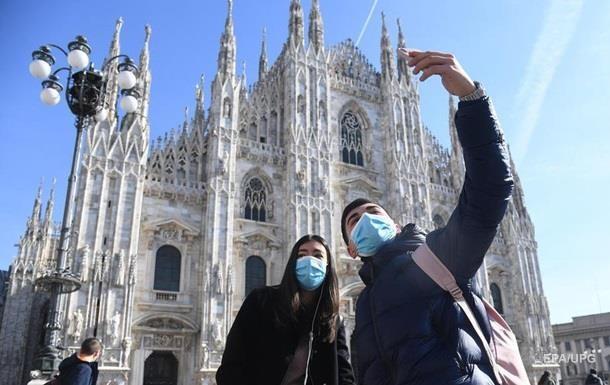Відомі пам ятки Італії вперше відкрили після карантину
