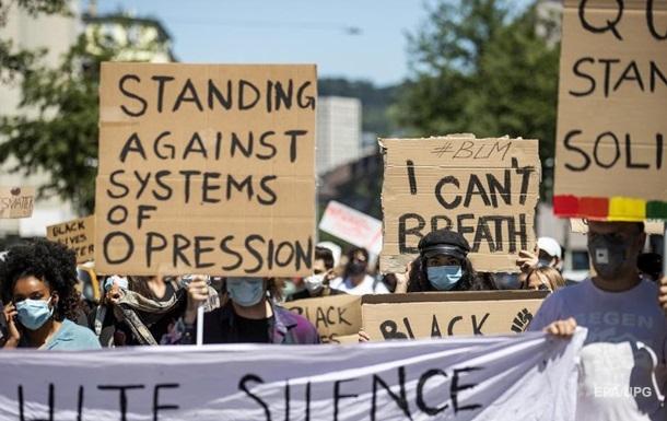 Протесты в США: полиция в ряде городов присоединилась к акциям