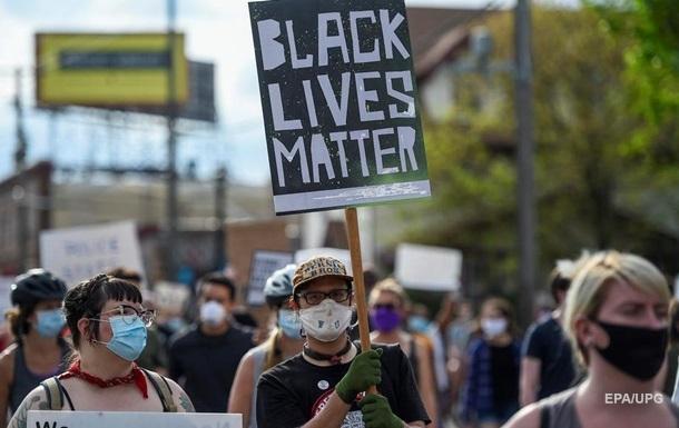 В США во время разгона протестов погиб человек