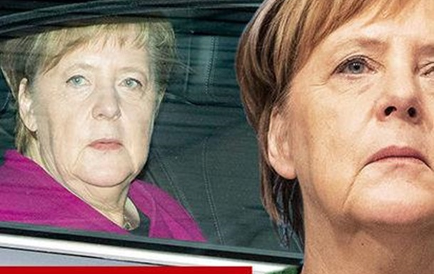 Абсолютний кінець Ангели Меркель.  Німеччина повинна бути виключена з G7