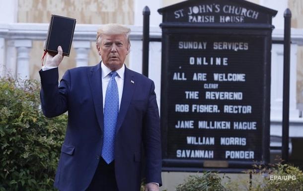 Мер Вашингтона і губернатор Нью-Йорка розкритикували Трампа