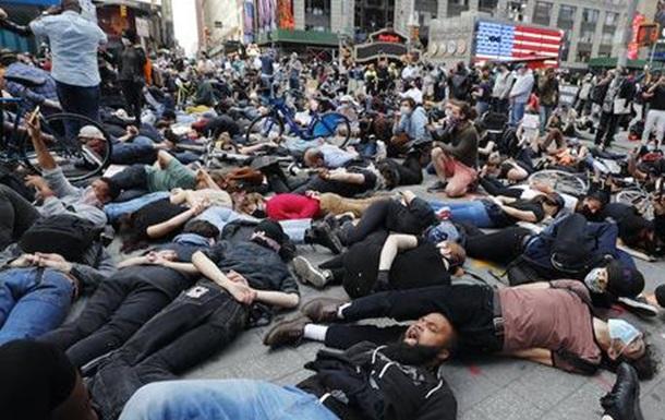 Что стоит за протестами в США
