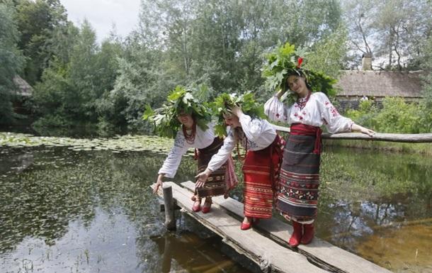 Якою буде погода на Трійцю 2020 в Україні