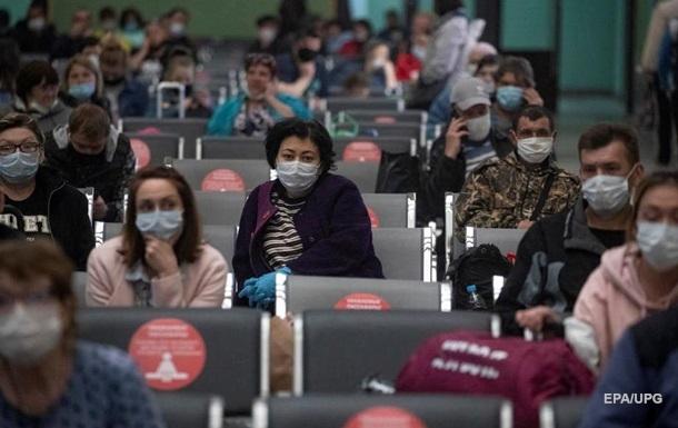 У Росії від коронавірусу померли понад 5000 осіб