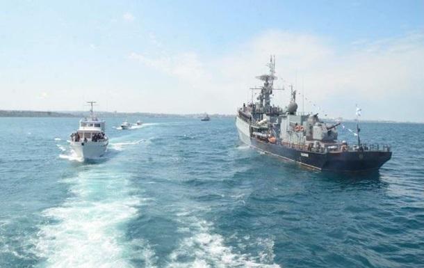 Росія вивела на навчання в Чорне море майже 40 кораблів