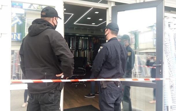 На одесском рынке расстреляли торговцев