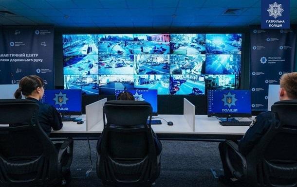 Камери автофіксації порушень ПДР за добу виявили 58 тисяч випадків