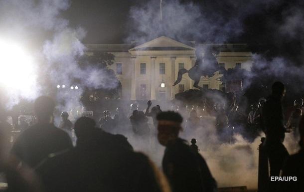 Трамп грозит армией. Бунты в США продолжаются