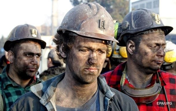 В Зоринске в  ЛНР  уже месяц протестуют шахтеры - правозащитники