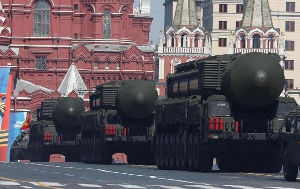 РФ затвердила умови використання ядерної зброї