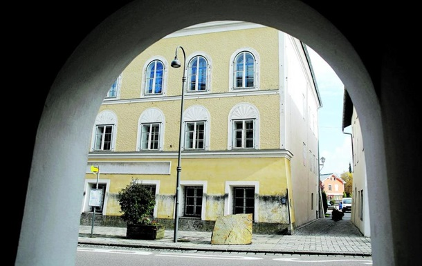 Из родного дома Гитлера сделают полицейский участок