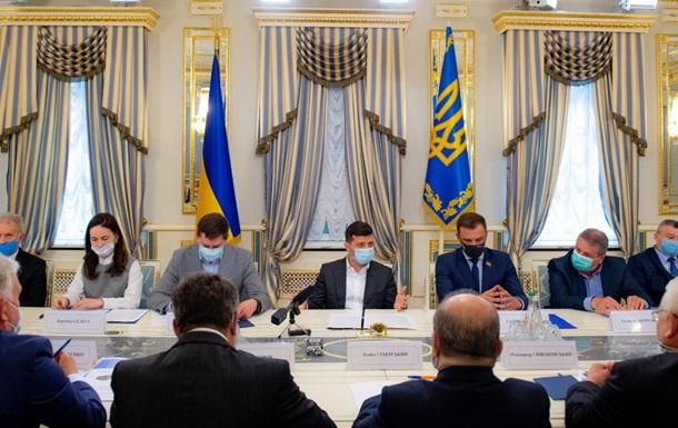 Президент Украины впервые с 2005 года встретился с главами вузов