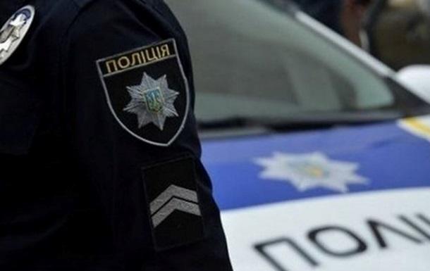 Под Винницей водитель покусал полицейского