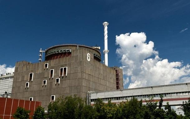 На Запорожской АЭС выведен в резерв очередной энергоблок