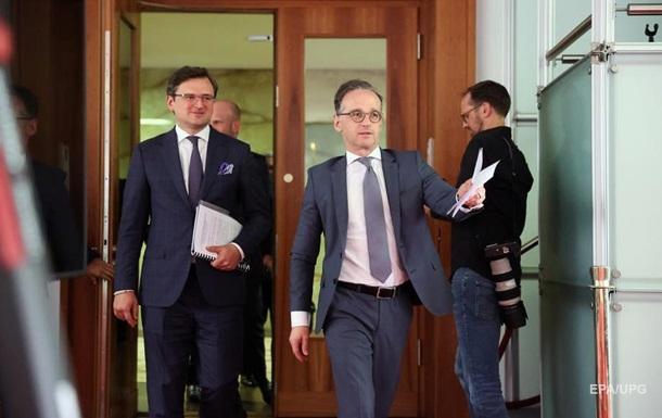 В ОП рассказали о визите делегации в Берлин