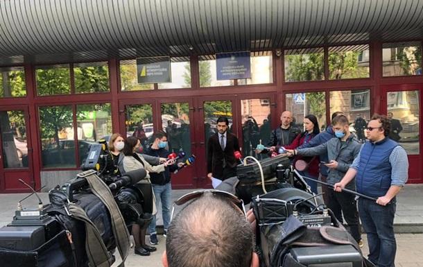 Нардеп Лерос подал в НАБУ документы о топ-коррупции