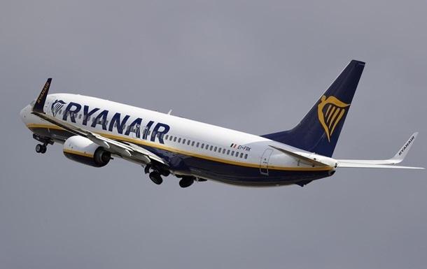 Ryanair запустила продажу билетов из Украины в Италию