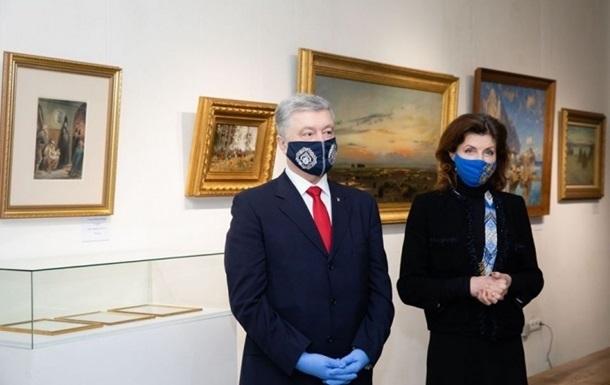Дело о картинах  Порошенко возбудили по Википедии - адвокат