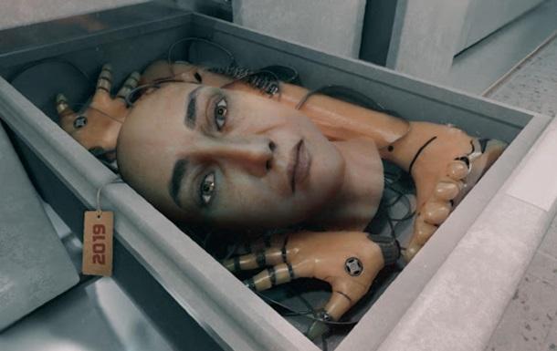 Лоліта в новому кліпі  відрізала  собі голову
