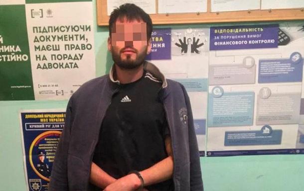 В Україні затримали іноземця, який кинув гранату в Молдові