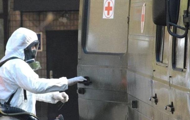 В воинской части Киева крупная вспышка COVID