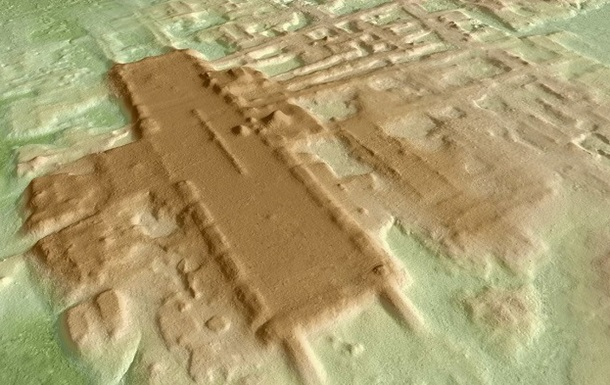 В Мексике обнаружили самое большое и древнее сооружение майя