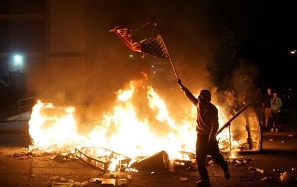 Протесты в США: как мир до такого докатился