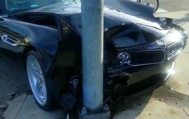 Американец разбил угнанный BMW Z8 стоимостью полмиллиона