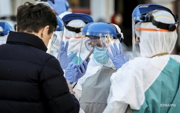У Києві антирекорд за смертністю від коронавірусу