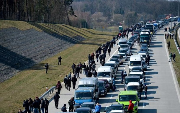 В Польше рассказали о рекорде ЕС по заробитчанам