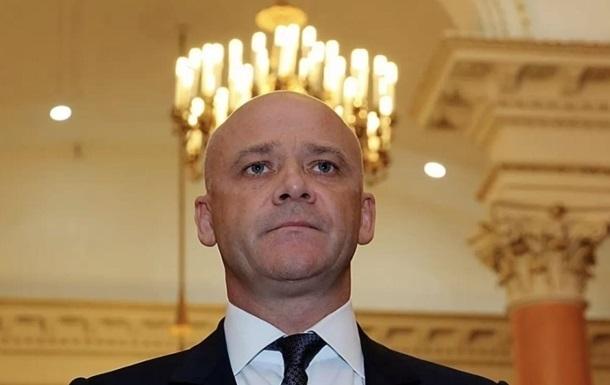 НАБУ завершило расследование по мэру Одессы