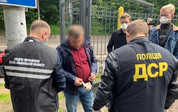Во Львове коммунальщики вымогали деньги у охранных компаний