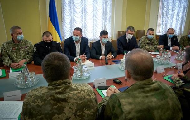 Зеленский обсудил с ветеранами создание частных военных компаний