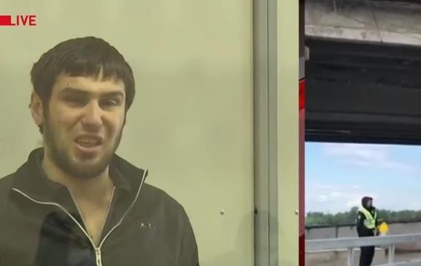 Минера киевского моста Метро отправили в психбольницу