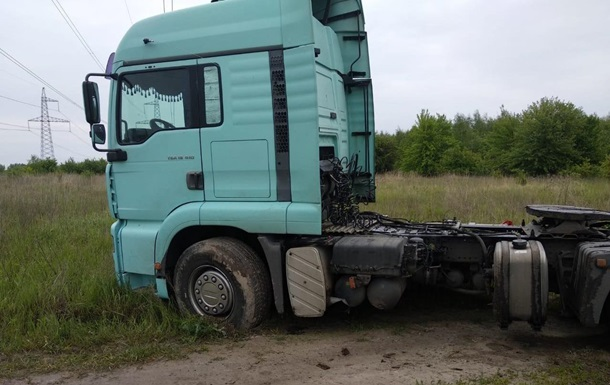 На Киевщине 15-летний серийный угонщик попался на похищении грузовика