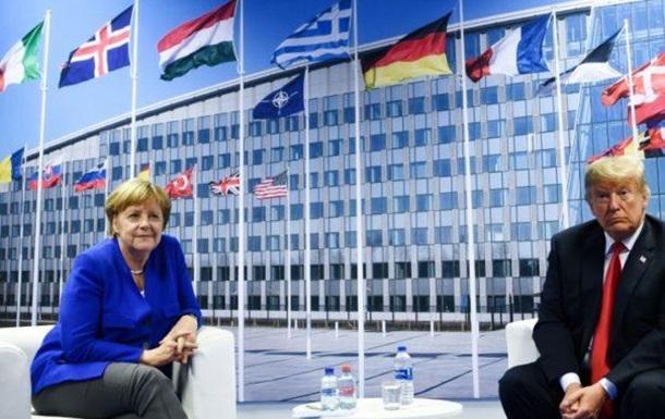 Історичне рішення Трампа. Німеччина повинна бути викинута з НАТО
