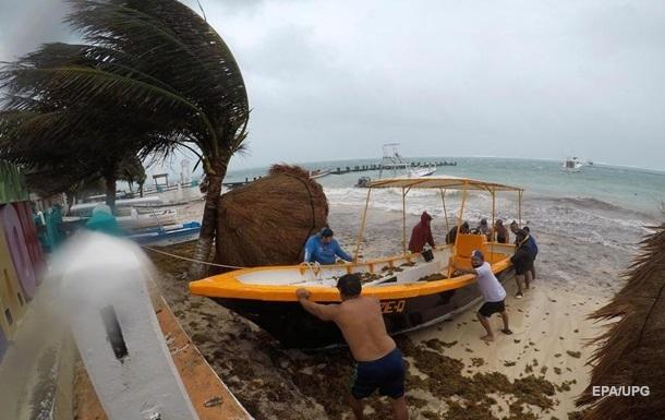 На США насувається тропічний шторм Крістобаль
